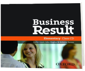 Business Result Elementary. Class Audio CD