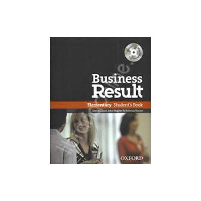 Business Result Elementary Students Book with Interactive Workbook and audio - Now includes video