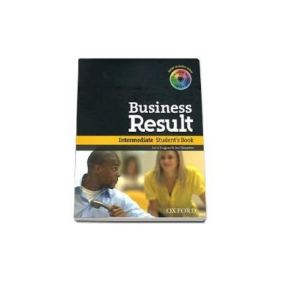 Business Result Intermediate Students Book with Interactive Workbook on CD-ROM - NOW includes video
