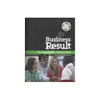 Business Result Pre-Intermediate Teachers Book with DVD