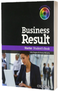 Business Result Starter. Students Book with DVD-ROM and Online Workbook Pack
