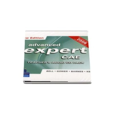 CAE Expert Advanced New Edition CD 1-4 (Jan Bell)