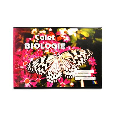 Caiet biologie 16 file, Arhi Design