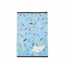 Caiet capsat velin, A5 - 48 file - coperta policromie, Arhi Design