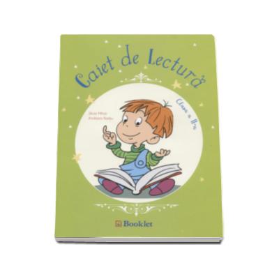 Caiet de lectura pentru clasa a II-a - Silvia Mihai (Editie 2016)