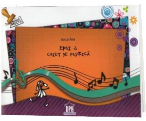 Caiet de muzica pentru clasa a III-a (Emi 3)