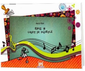 Caiet de muzica pentru clasa a IV-a (Emi 4)