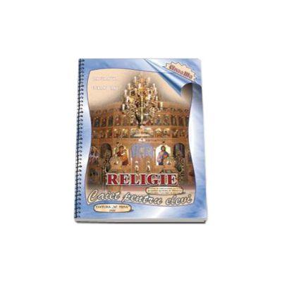 Caiet de religie, pentru clasa a III-a