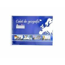 Caiet geografie A4, 32 file, Diamond Line
