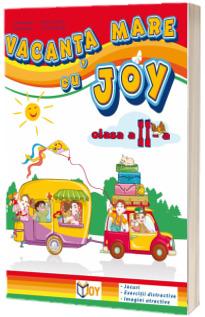 Caiet pentru vacanta clasa a II-a. Vacanta mare cu Joy