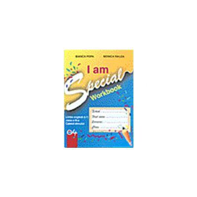 Caietul elevului de limba engleza (L1) pentru clasa a III-a (I am special)