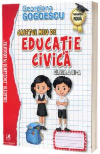Caietul meu de educatie civica pentru clasa a III-a