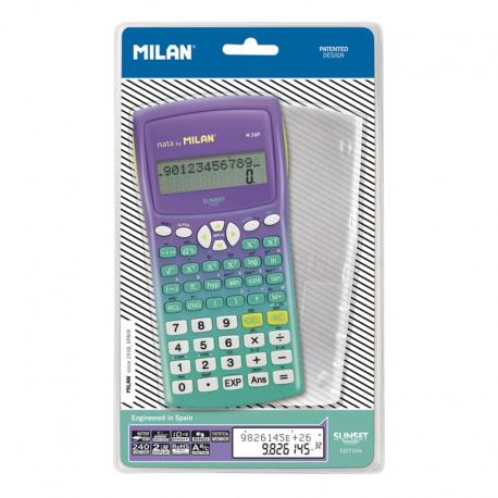 Calculator stiintific 10 DG Milan 159110SNGRBL