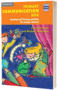 Cambridge Copy Collection: Primary Communication Box: Reading activities and puzzles for younger learners