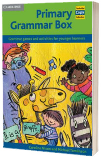 Cambridge Copy Collection: Primary Grammar Box: Grammar Games and Activities for Younger Learners