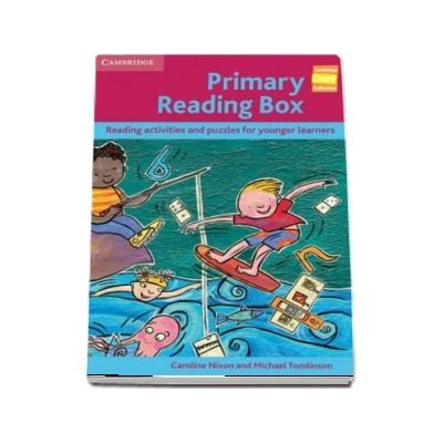 Cambridge Copy Collection: Primary Reading Box: Reading activities and puzzles for younger learners