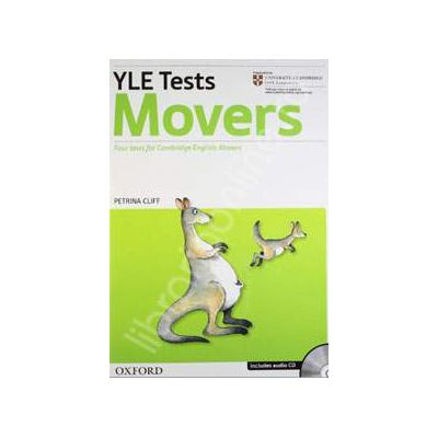 Cambridge Young Learners English Tests: Movers: Students Pack