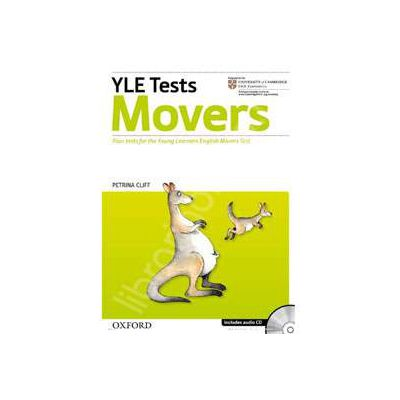 Cambridge Young Learners English Tests, Revised Edition Movers: Teachers Book, Students Book and Audio CD Pack