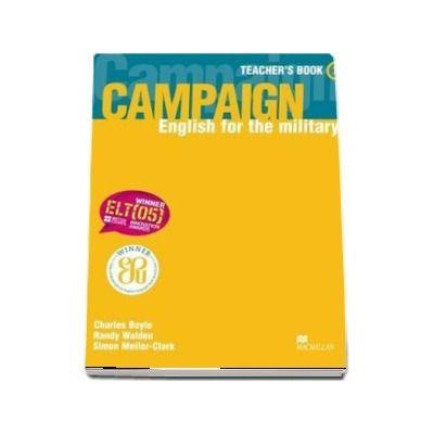 Campaign 2 Teachers Book