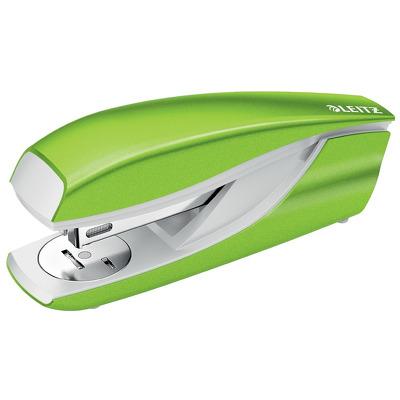Capsator metalic LEITZ WOW 5502 NeXXt Series, 30 coli, 200 capse P3 incluse, verde