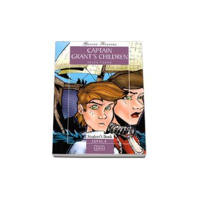 Captain Grant s Children. Graded Readers level 4 (Intermediate) readers pack with CD