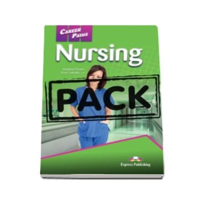 Career Paths. Nursing with audio CDs and Teachers Book (UK version)