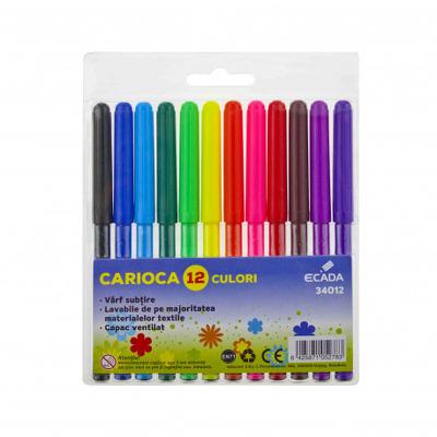 Carioca 12 culori, Ecada