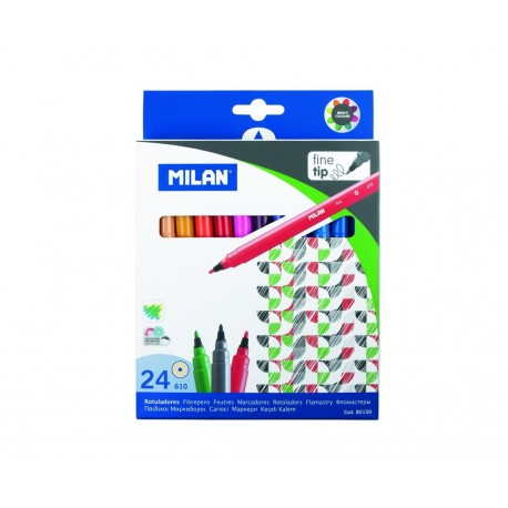 Carioca 12 culori MILAN 158