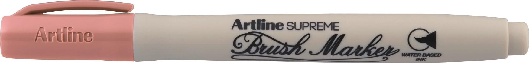 Carioca Artline Supreme, varf flexibil (tip pensula) - piersica