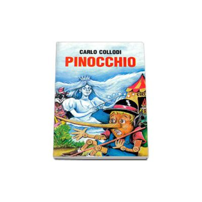 Carlo Collodi, Pinocchio - Editia 2008
