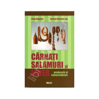 Carnati, salamuri si lebar - Editie epuizata
