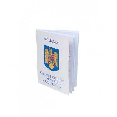 Carnet de elev pentru clasele I-IV