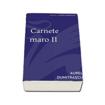 Carnete maro, volumul II