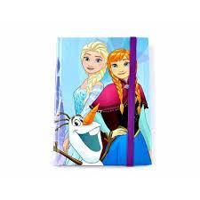 Carnetel Frozen Elsa Ana si Olaf, 96 file, Disney