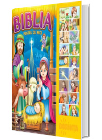 Carte cu sunete - Biblia