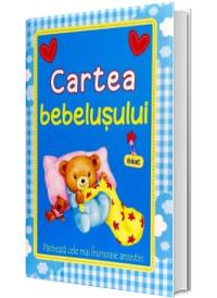 Cartea bebelusului: Baiat. Pastreaza cele mai frumoase amintiri