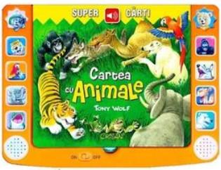 Cartea cu animale
