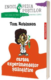 Cartea experimentelor stiintifice. Seria enciclopedia Pustilor