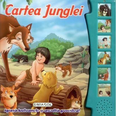 Cartea Junglei - Citeste si asculta