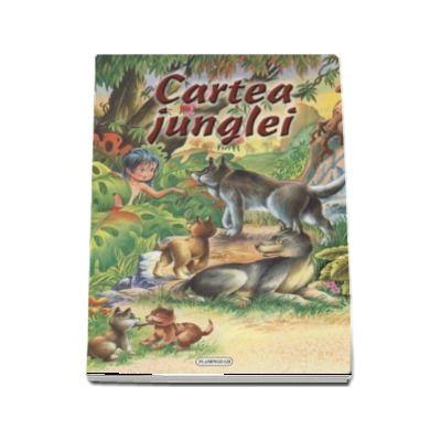 Cartea junglei - Colectia Arlechin