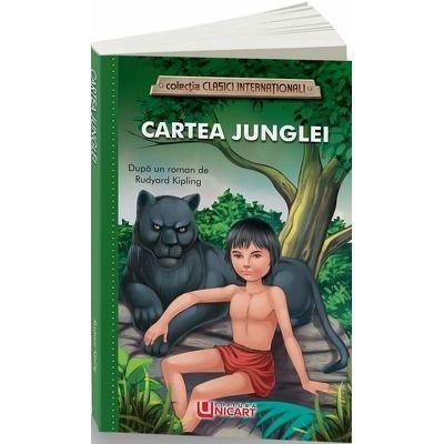Cartea junglei - Dupa un roman de Rudyard Kipling