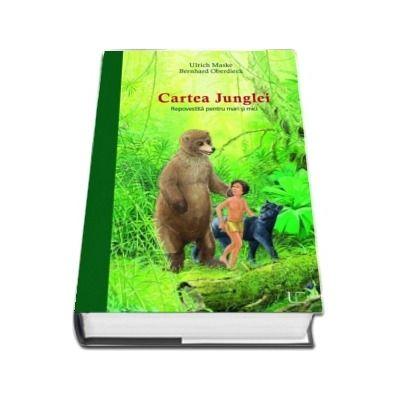 Cartea junglei - Editie ilustrata