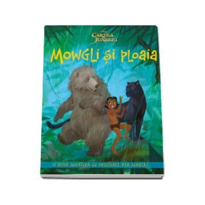Cartea Junglei. Mowgli si ploaia - O noua aventura cu prietenii din jungla!