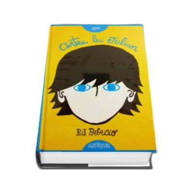 Cartea lui Julian - R.J. Palacio (Smart Blue)