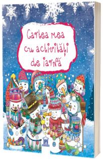 Cartea mea cu activitati de iarna