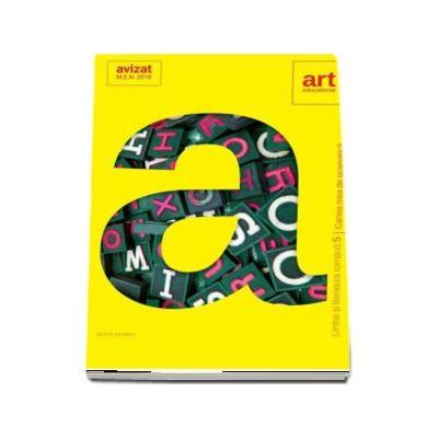 Cartea mea de gramatica - Limba si literatura romana pentru clasa a V-a (Sofia Dobra)