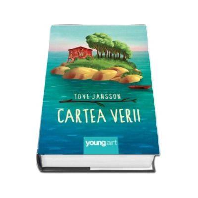 Cartea verii - Tove Jansson (Editie Hardcover)