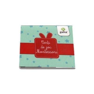 Carti de joc Montessori. Pachet de 6 carti Montessori