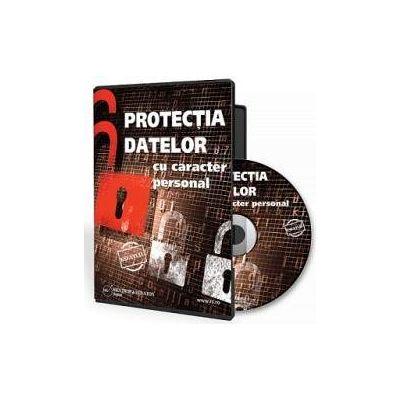CD Protectia Datelor cu Caracter Personal (format CD)