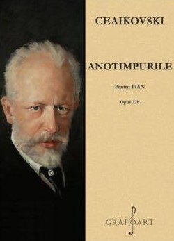 Ceaikovski. Anotimpurile pentru PIAN - Opus 37b